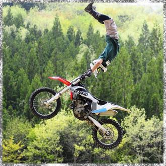 金子博延 キャッチャー金子 DREADKALI ドレッドカリ fmx freestylemotocross フリースタイルモトクロス
