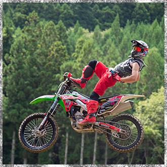 原田かける KAcELROY fmx freestylemotocross フリースタイルモトクロス