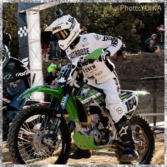 河村広志 hiroshi kawamura 164 全日本モトクロス選手権 国際A級 モトクロス MX motocross motox オフロード オフロードバイク offroad オフロード サスペンションエッヂ 第3ヒート mxheat3