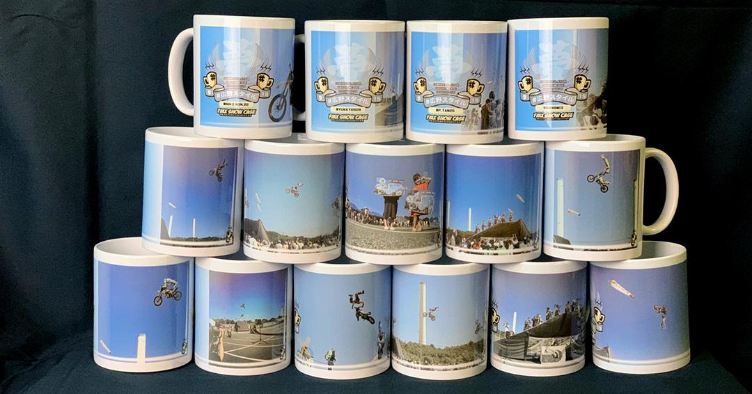 ハッシュタグカップ hashtagcup フォトコンテスト インスタ インスタグラム instagram 写真 マグカップ オリジナル トロフィー ワダポリスジャム wadapolicejam 2020 ワダポリスジャムモト wadapolicejammoto
