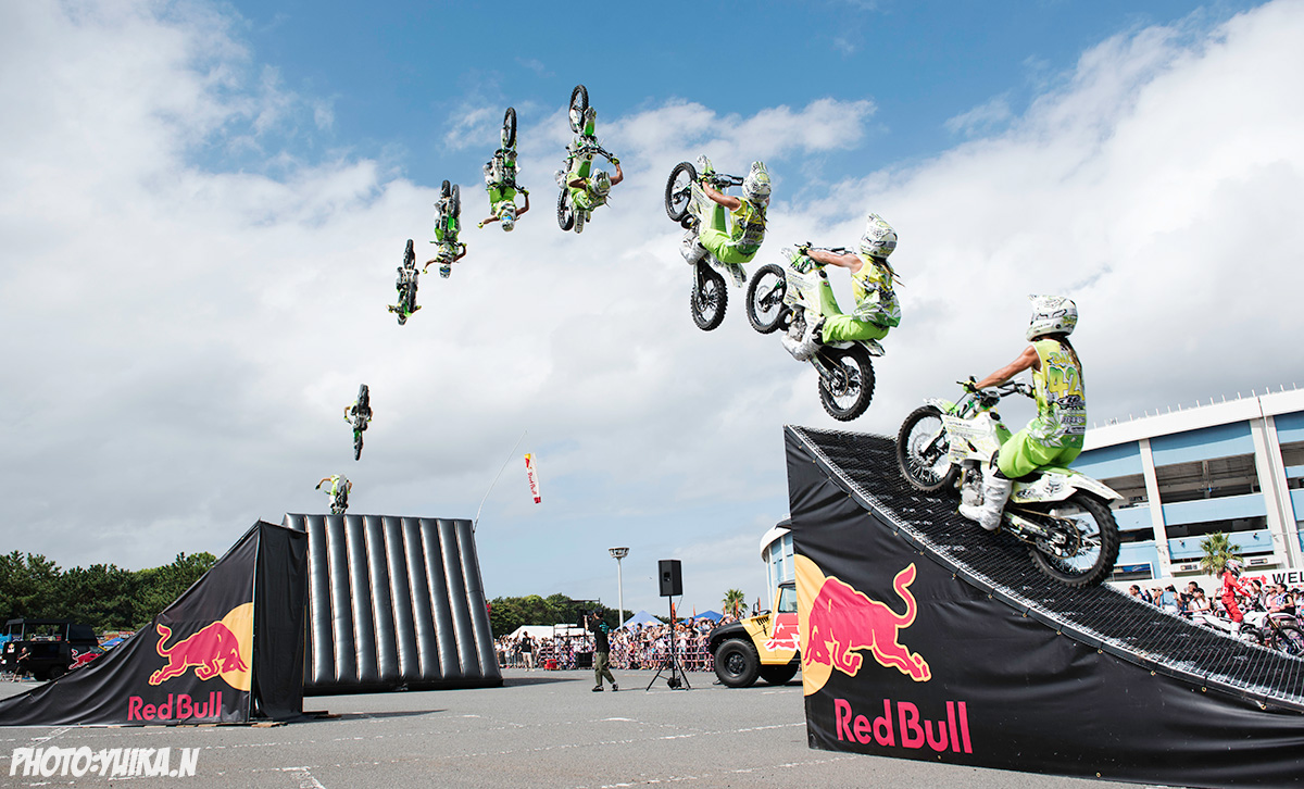 FMX FREESTYLE motocROSS MOTOX motocross ラジオ fmやまと fm yamato 神奈川 鈴木大助 ダイス DAICE くらさんの今日もツーリング日和
