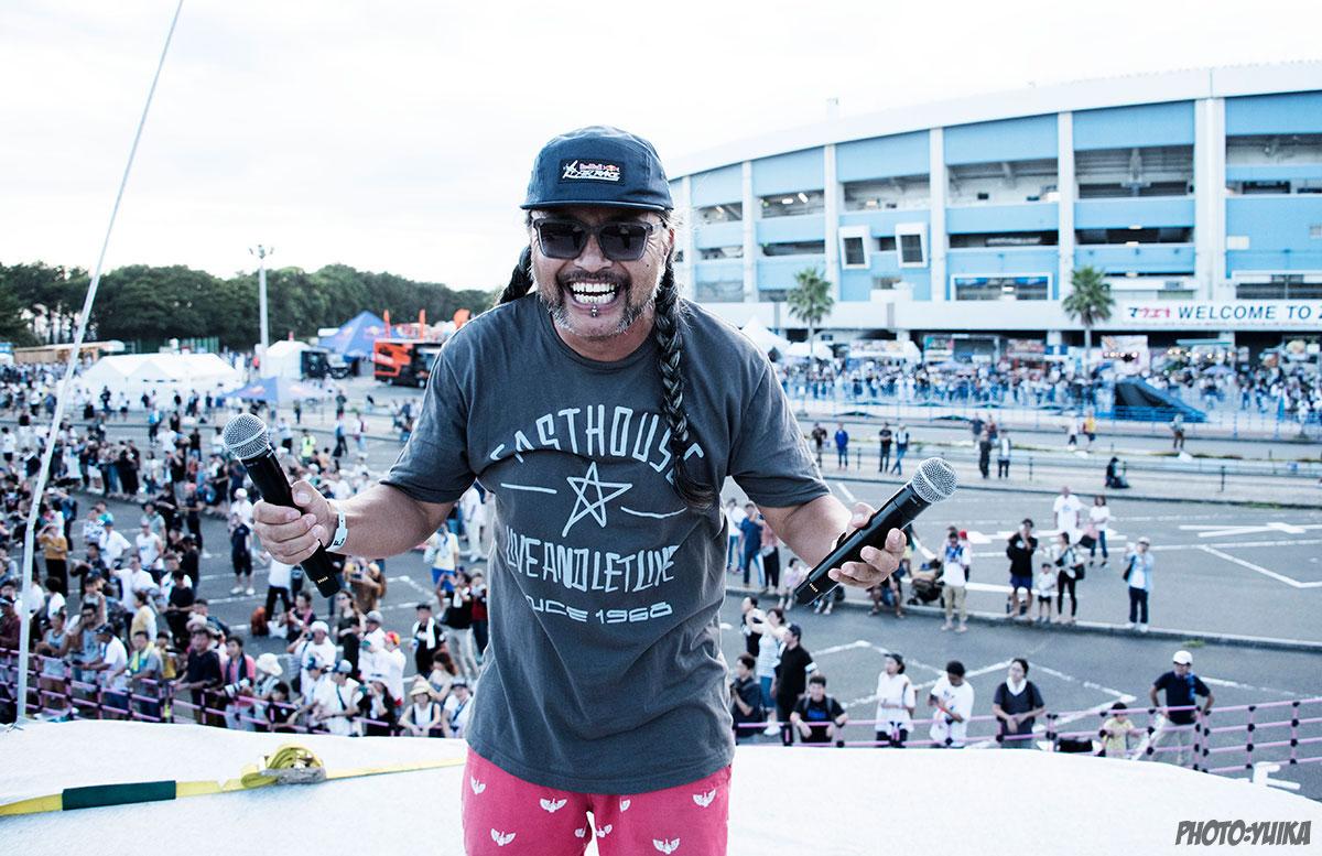 fmx freestylemotocross フリースタイルモトクロス Red Bull Air Race Chiba 2019 レッドブル エアレース 千葉 ワダポリス WADAPOLICE FMXSHOWCASEentertainment FMXショーケース