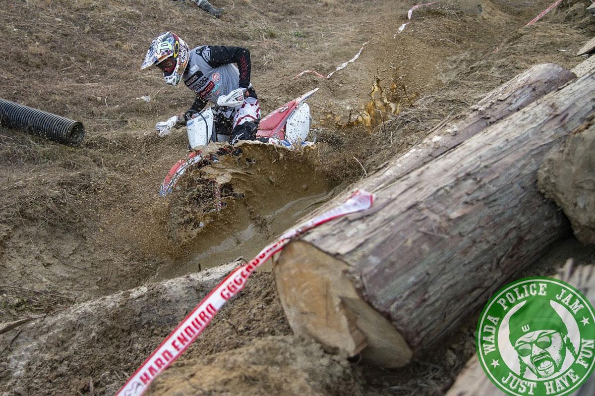 ワダポリスジャム wadapoloce jam moto ハードエンデューロ HED CGCハードエンデューロ選手権 釘村忠 kugimura tadashi