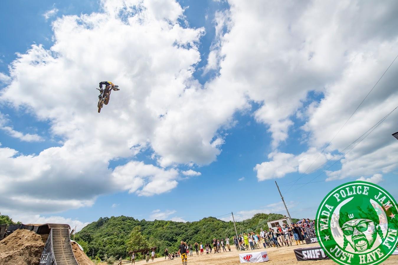 ワダポリジャム 香川 香川スポーツランド 四国 モトクロス motocross mx エンデューロ FMX イベント フリースタイルモトクロス