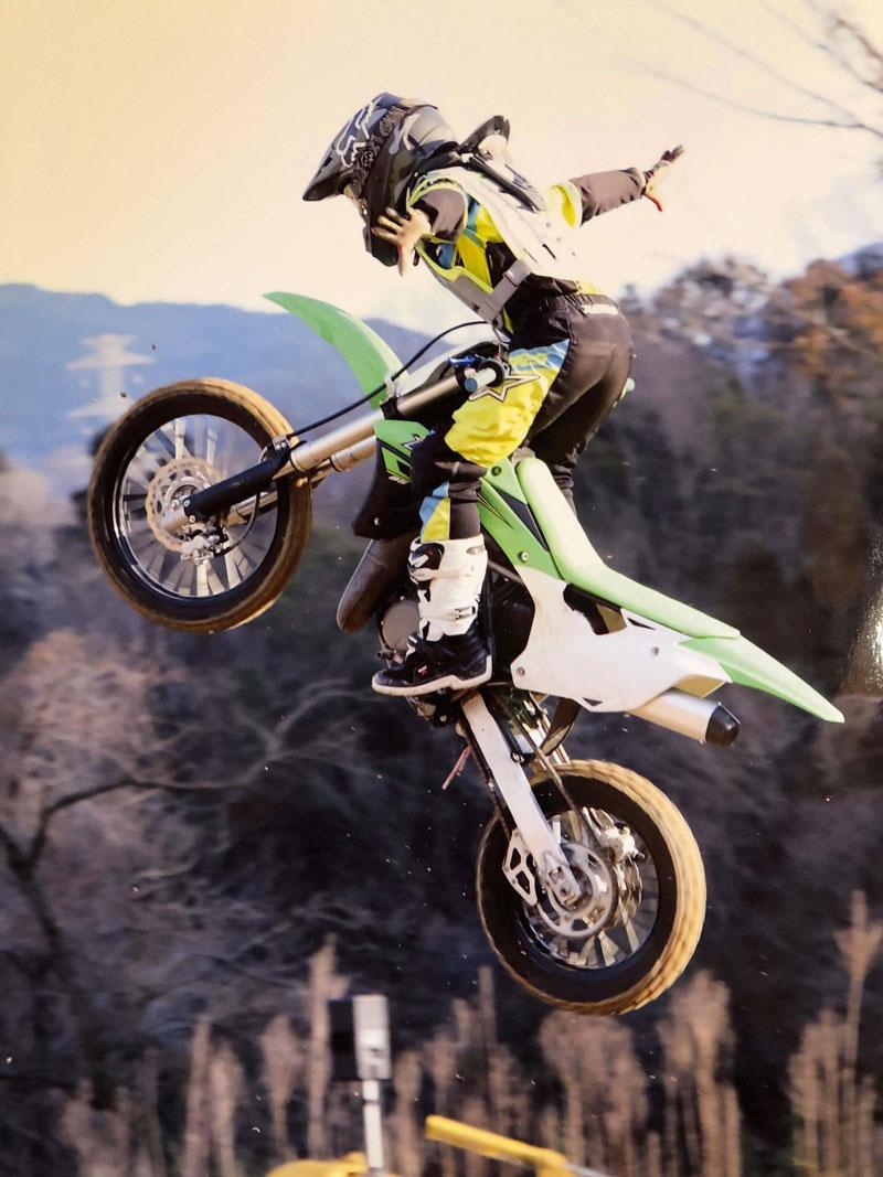 久保寺武尊 hotaka クボデラホタカ fmx freestylemotocross フリースタイルモトクロス