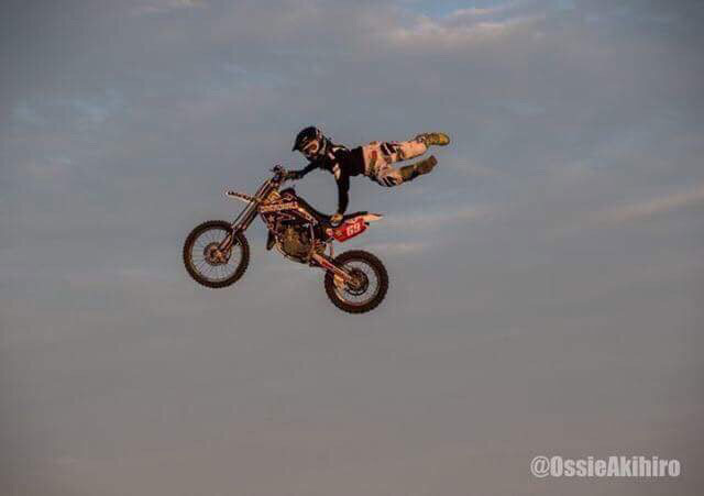 猪狩 遥太 イガリ ヨウタ yota fmx freestylemotocross フリースタイルモトクロス